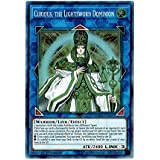Curious, the Lightsworn Dominion - EXFO-EN091 - Super Rare - 1st Edition