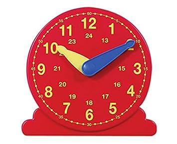 Betzold 85444 Lernuhr Schüler Uhr Uhrzeit Lesen Lernen