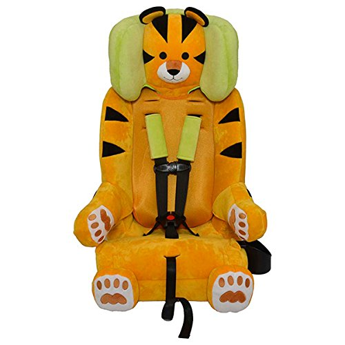 Sentry Guardimals Combination 3-in-1 Harness Booster Car Seat, Tiger For Sale