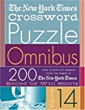 The New York Times Crossword Puzzle Omnibus, New York Times Staff, 0312335342