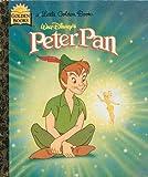 Peter Pan, Little Golden Books Staff, 0307001040