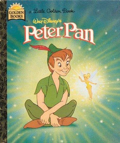 Peter Pan (A Little Golden Book) (Collection Peter Pan)