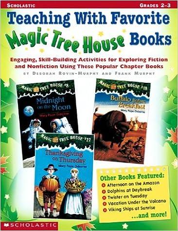 Amazon.com: Teaching With Favorite Magic Tree House Books ...