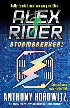 Stormbreaker 0439900395 Book Cover
