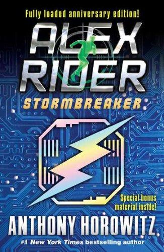Stormbreaker - Book #1 of the Alex Rider