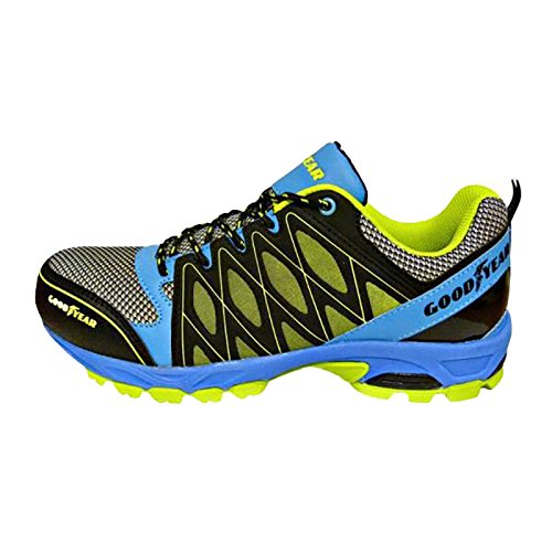 b485fcb173c Goodyear Men's GYSHU1503 Safety Trainers, Multicolored, (36 EU), 3 ...