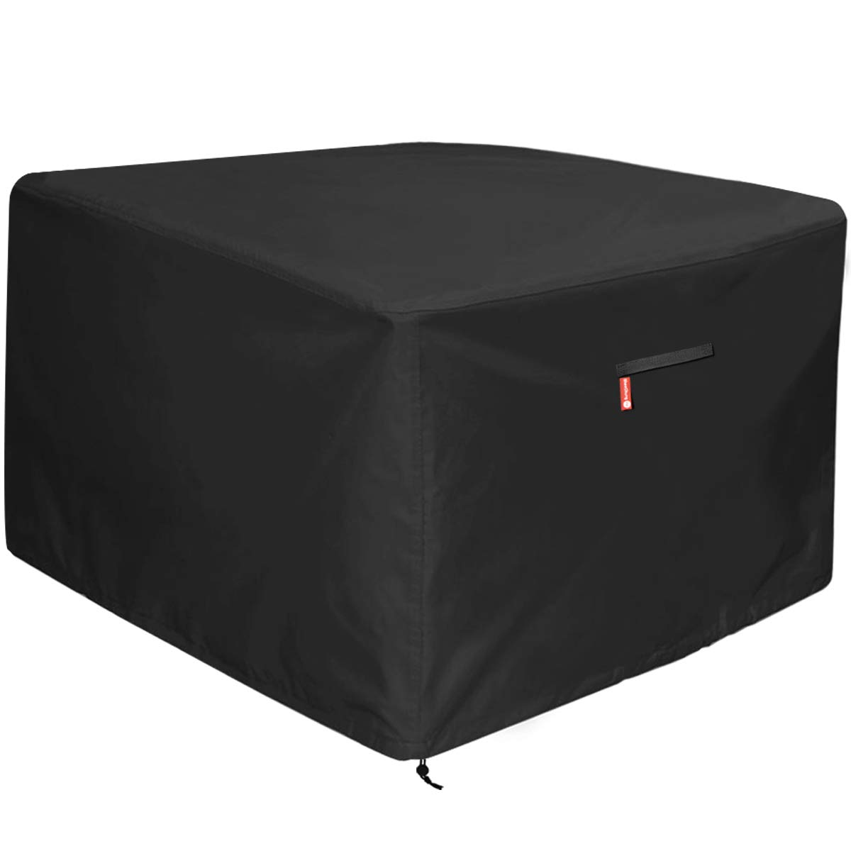 Amazoncom Gas Fire Pit Cover Square Premium Patio Outdoor Cover
