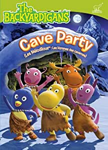The Backyardigans: Cave Party
