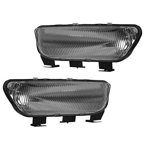 Side Corner Parking Light Lamp Marker Turn Pair Set for 00-05 Cadillac Deville (Cadillac Deville Side Marker Corner)