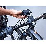 COBIbike-Sport-con-Universale-Mount-Set-per-ebikes-con-trazione-Bosch-Accessori-Nero