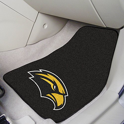 (University of Southern Mississippi 2-pc Carpet Car Mat Set)