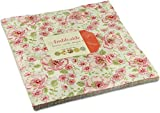Moda Ambleside Layer Cake, 42 10-inch Cotton Fabric Squares
