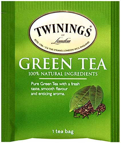 Twinings of London Pure Green Tea Bags, 50 Count (Pack of 6) by Twinings (Image #3)