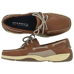 Men\'s Sperry, Intrepid 2 eye boat shoe WICKER 9.5 M
