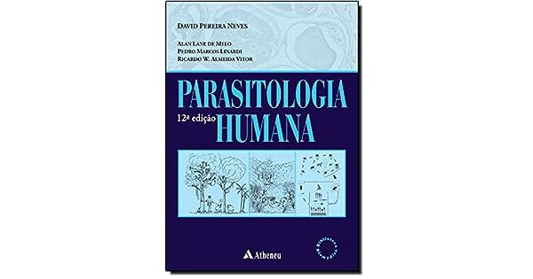 LIVRO PARASITOLOGIA HUMANA NEVES EBOOK