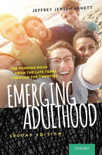 Winding Gate (Emerging Adulthood: The Winding Road from the Late Teens Through the Twenties by Jeffrey Jensen Arnett (2014-09-25))