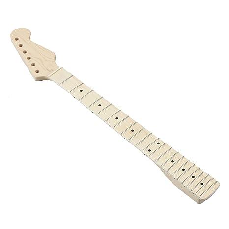 Reemplazo de Arce Diapasón de Guitarra Eléctrica
