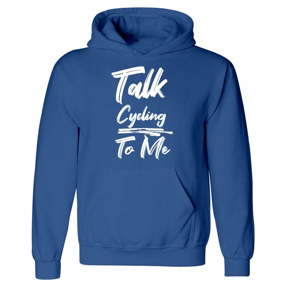 MESS Talk Cycling to Me Hoodie