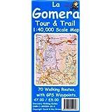 La Gomera Tour and Trail Map 2002 (Tour & Trail Maps)