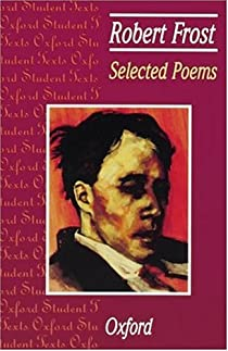 Selected Poems: Robert Frost par Frost