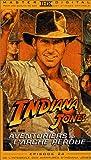Indiana jones;les aventuriers de l'arche perdue [VHS]