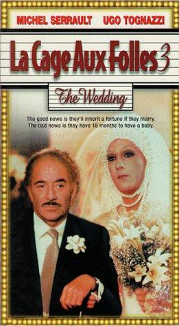 La Cage Aux Folles 3 - The Wedding [VHS] (La Cage Aux Folles 3 The Wedding)