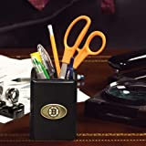 The Memory Company NHL Boston Bruins Official Black Pencil Holder, Multicolor, One Size