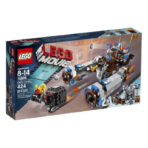[해외] LEGO MOVIE SERIES 70806 CASTLE CAVALRY