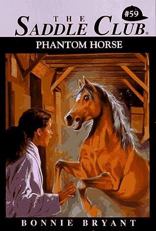 book cover of Phantom Horse