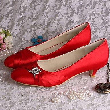 Mujeres'S Talón Bomba 3 Shoes 4 Básica Ruby 5 Noche Primavera Crystal Gatito Azul EU42 1 De RTRY US10 1A Wedding Satén Las Stretch UK8 Plata Otoño 5 CN43 Pulg Vestido De amp;Amp; Parte 5SqxqIR