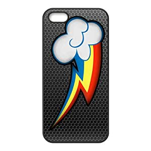 My Little Pony Black Phone Case for iPhone 5S