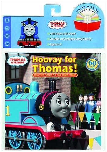 Hooray for Thomas! Book & CD (Thomas & Friends): Rev  W
