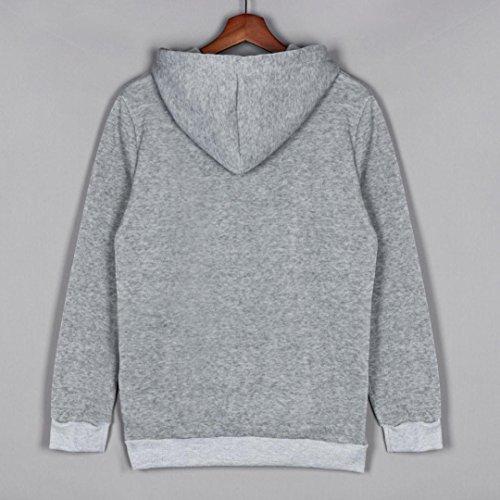 5a76754654c6 ... sweat femme a capuche fille Sport pull femme hiver chic licorne FRYS  mode manteau femme grande ...