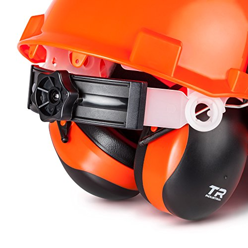 TR Industrial Forestry Safety Helmet and Hearing Protection System by TR Industrial (Image #3)