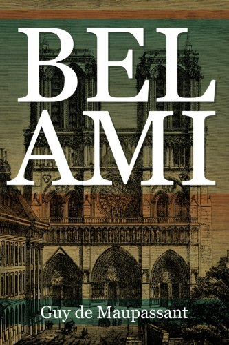Book cover for Bel Ami