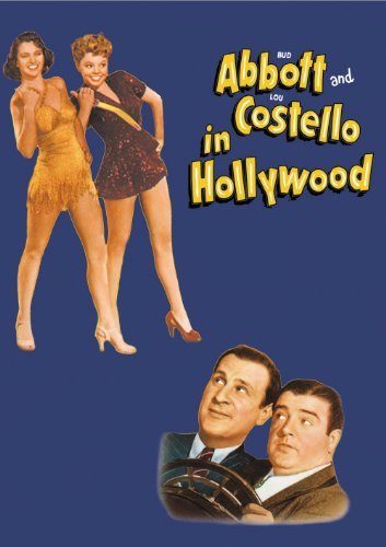 Hollywood Bunny - Abbott and Costello in Hollywood