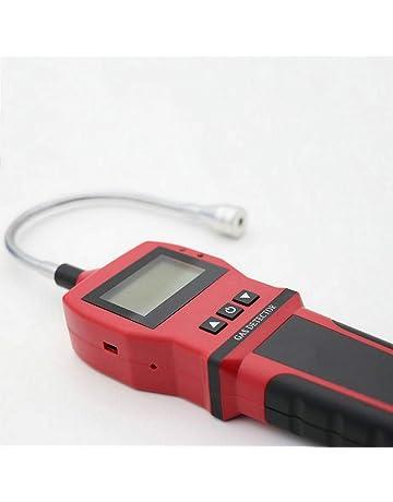 Detector de Fugas de Gas, Detector de Alta sensibilidad con Sensor de Gas Explosivo portátil