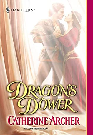 book cover of Dragon\'s Dower