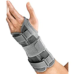 Futuro Deluxe Wrist Stabilizer, Right Hand Large/Extra-Large