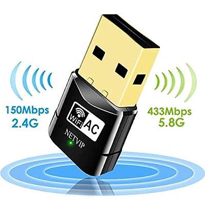 1200M Mini WiFi Adapter & 600M Mini WiFi Adapter