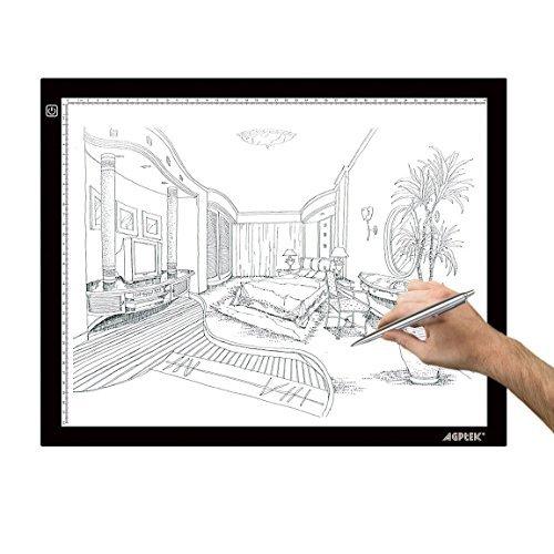 12 opinioni per AGPtek 14.6X18.5Inch LED Artigianato