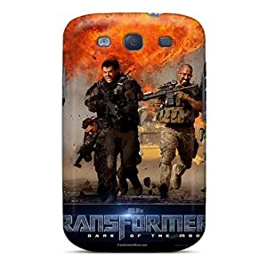 For Galaxy S3 Protector Case Military In Transformers 3 Phone Cover