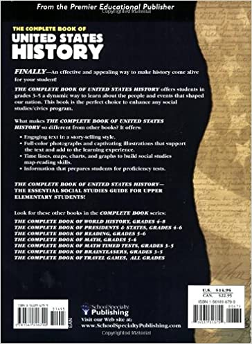 Amazon.com: The Complete Book of United States History ...