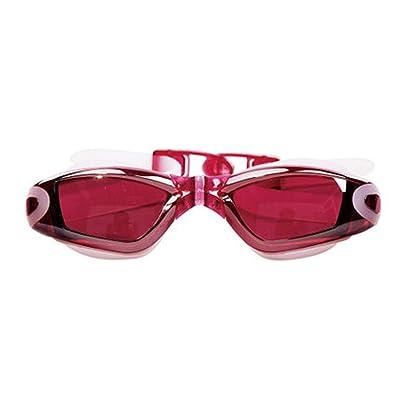 Lunettes de natation hommes et femmes modèles de mode enduit anti-buée étanche et UV professionnel lunettes de natation équipement de formation