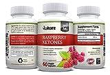 Vitakore Raspberry Ketones Plus 500 mg Best Weight Loss Pills 60 Count Veggie Caps
