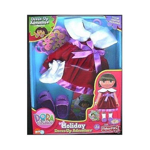 Dora the Explorer Holiday Dress up Adventure