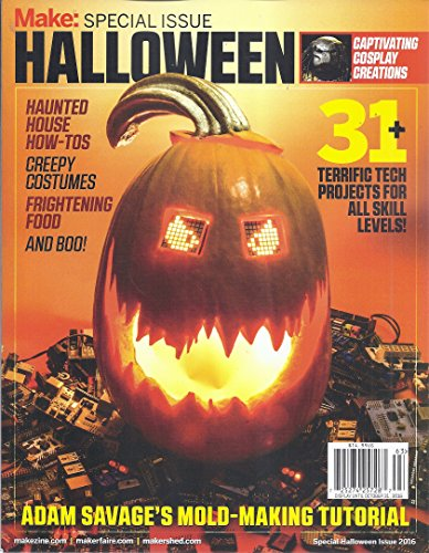 Make Magazine: Special Halloween Issue 2016