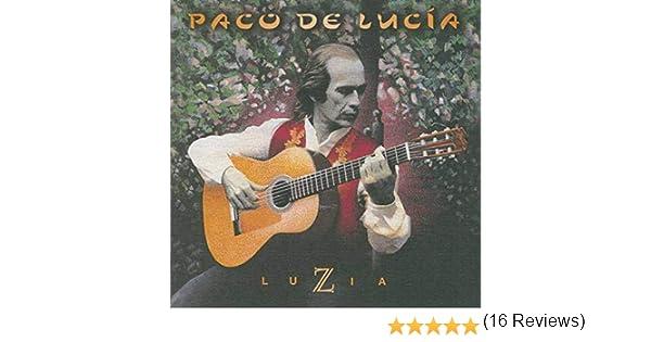 Luzia: Paco De Lucía: Amazon.es: Música