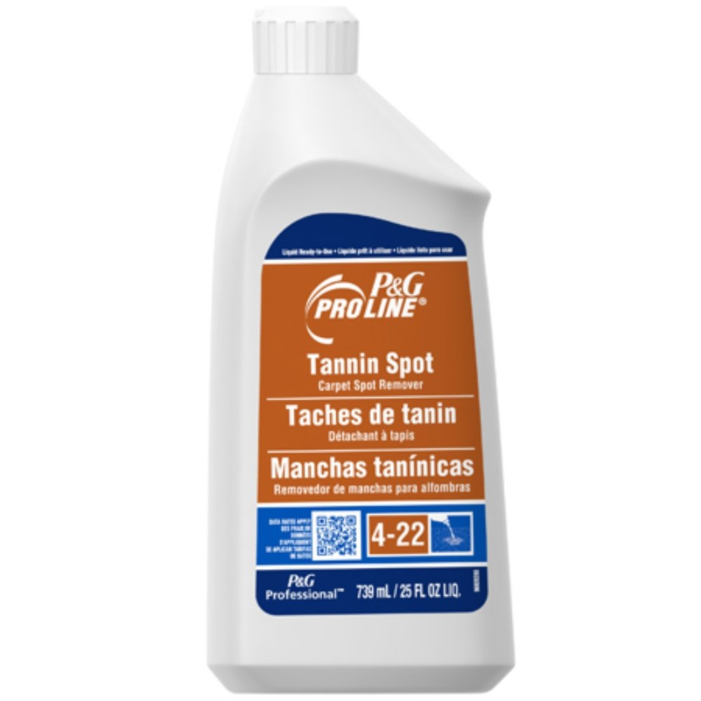Proline Tannin Carpet Spotter - 25 oz. -(1 CASE)