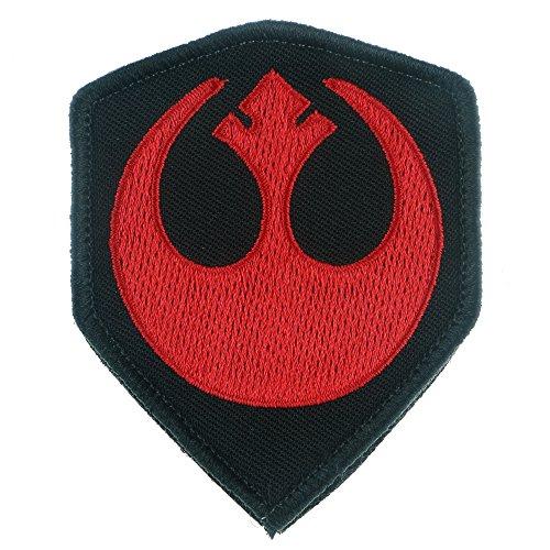 VelCro Patch : Star Wars Rebel Alliance (#44589) (Starwars Patch Velcro)